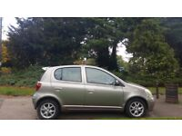 TOYOTA YARIS, 05 REG, 95K MILES, LONG MOT, HPI CLEAR, 5 DOOR, DELIVERY AVAILABLE, DRIVES MINT