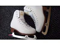 Jackson mystic figure skates