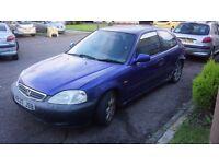 Honda Civic EJ9 Fusion 1999 - Quick Sale