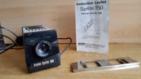 Collectable Slide Projector