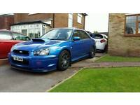 Subaru Impreza STI Type UK Forged