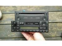 VW Golf genuine radio and cd Mark 4
