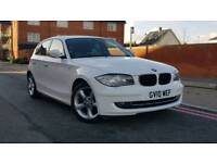 2010 BMW 1 Series 2.0 116i Sport 5DR++Full History+ Low Mileage+ Pristine condition