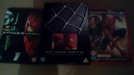 Superhero dvd bundle