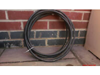 8 metre length of 2.5mm2 X 3 core Armoured cable, unused.