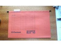 Filing cabinet Suspension Files