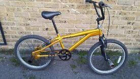 BMX unisex bike in very good condition