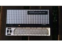 Stylophone - reissue with extra sounds, mp3 input etc. Great present
