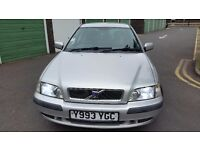 swap a Volvo S40i for a small automatic car