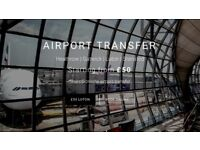 Airport transfers - discounted off peak rates