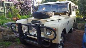1978 Series Three Land Rover (4X4) Helena Valley Mundaring Area Preview