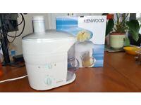 Kenwood JE550 Electronic Juicer