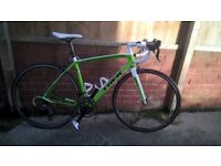 trek madone 2.3 size 54 road racing bike