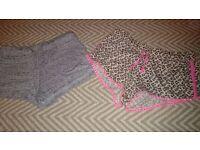 Women's Shorts Bundle UK 6-8 Worn twice