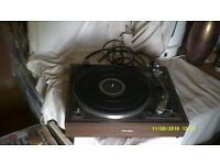 "PIONEER 12"" BELT DRIVE 2 SPEED TURNTABLE with ARM & PICKUP ++++++++++++++++++++++++"
