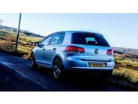 Volkswagen golf tdi mint