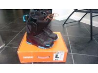 UK size 8 THIRTYTWO Exit snowboard boots NEARLY NEW!!