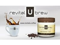 RevitalU Brew Coffee - Look Better, Feel Better, Live Better