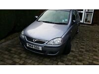 Lovely Vauxhall Corsa for sale