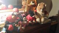 for sale crawling mickey Minnie mouse elmo and teddy rupxpum