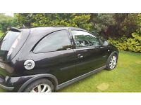 Vauxhall Corsa 1.4 i 16v Exclusiv 3dr Black - Excellent first car
