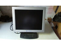 ElieGroup 14 Inch LCD Flat Screen Monitor