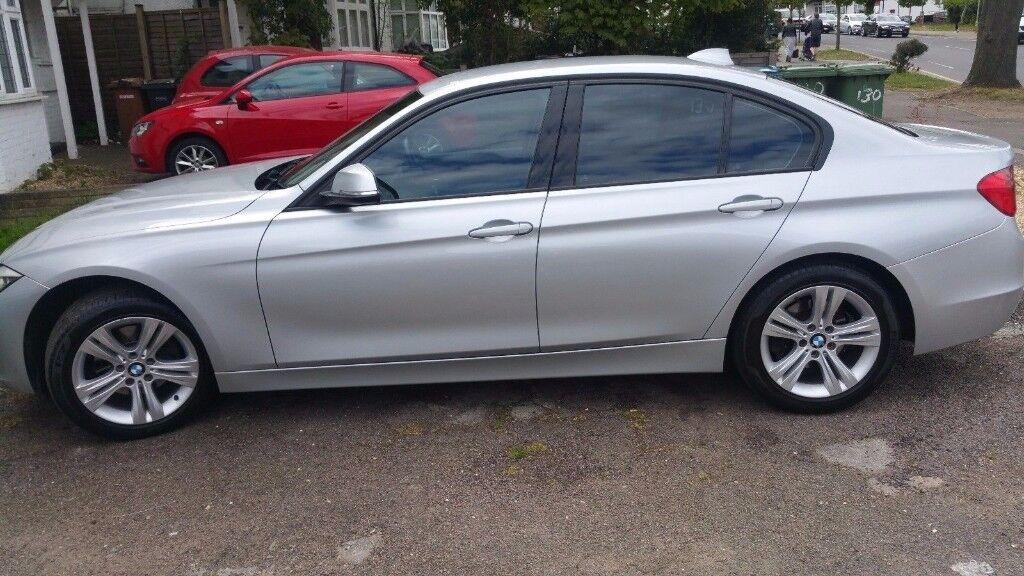 BMW 320d, Sport Model, Auto, 8 Speed, 184Bhp, Twin Power Turbo.