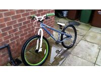 For sale zombie hucker jump bike