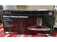 CDA 100 CM Chimney Extractor