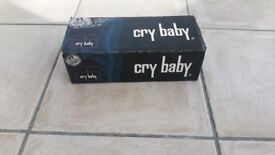 Cry Baby Guitar Pedal (Dunlop)