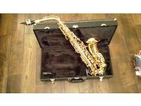 Evette Buffet Crampon Alto Saxophone