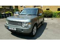 RANGE ROVER HSE MASSIVE SPEC TOP OF RANGE FULL SERVICE HISTORY IMMACULATE ORIGINAL CONDITION