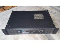 W Audio DA 800 Pro Power Amplifier