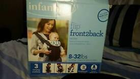 Baby Carrier (flip front2back) - Infantino