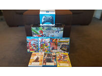 Nintendo Wii U 32gb Console Bundled with Games and controllers