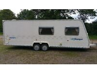 2008 Bailey 6 berith. V.G.C inside and out