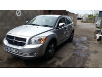 DODGE CALIBER 2006 DIESEL IN PERFECT CONDITION LONG MOT