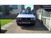 VW Polo Coupe S - 1.3 Petrol - 1988