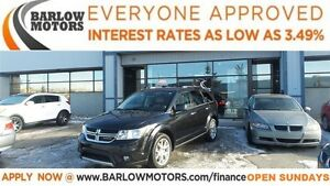 2013 Dodge Journey R/T (APPLY NOW DRIVE NOW)