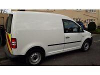 Vw Cddy Blumotion tech 1.6, stunning van,62 plate