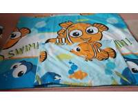 Finding dory single bedset