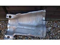 Bmw e90 e91 e92 e93 e84 fuel tank heat insulation