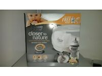 TOMMY TIPPEE CLOSER TO NATURE MICROWAVE STERILISER