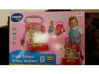 Baby first steps walker
