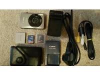 Canon Ixus 75 Digital Camera & accessories