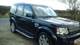Land Rover Discovery TDV6 XS 3.0 Auto 4x4 2010