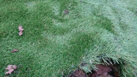 Astro turf / astroturf high quality 3G not cheap stuff 3m x 4m approx