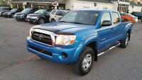 2005 Toyota Tacoma SR5 V6 Truck Double-Cab//4X4//CERTIFIED//2 YE