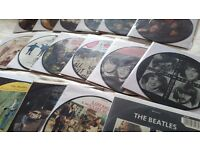 The Beatles Picture Disc Singles / Records 80's
