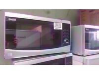 Brand New Silver 23 Liter Touch Control Microwave R.R.P. £99.99 Now £59